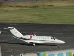 M.Ochiaiさんが、宮崎空港で撮影したアルペン 525A Citation CJ2の航空フォト(写真)