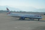 FlyHideさんが、アルトゥーロ・メリノ・ベニテス国際空港で撮影したブリティッシュ・エアウェイズ 787-9の航空フォト(写真)