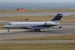 みるぽんたさんが、関西国際空港で撮影したバンク・オブ・アメリカ EMB-135BJ Legacy 600の航空フォト(写真)