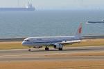 鈴鹿@風さんが、中部国際空港で撮影した中国国際航空 A321-232の航空フォト(写真)