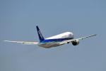 鈴鹿@風さんが、中部国際空港で撮影した全日空 777-281の航空フォト(写真)