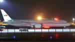 羽田空港 - Tokyo International Airport [HND/RJTT]で撮影されたアミリ フライト - Amiri Flight [MO/AUH]の航空機写真