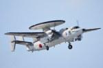 南国の防人さんが、那覇空港で撮影した航空自衛隊 E-2C Hawkeyeの航空フォト(写真)