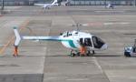ぱぴぃさんが、名古屋飛行場で撮影したセコインターナショナル 505 Jet Ranger Xの航空フォト(写真)