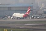 OMAさんが、羽田空港で撮影したカンタス航空 747-438/ERの航空フォト(写真)