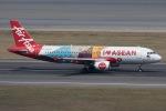 soranchuさんが、香港国際空港で撮影したエアアジア・フィリピン A320-216の航空フォト(写真)