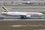 soranchuさんが、香港国際空港で撮影したエチオピア航空 777-F60の航空フォト(写真)