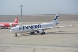 鱚楽鯛遊さんが、中部国際空港で撮影したフィンエアー A330-302Xの航空フォト(飛行機 写真・画像)
