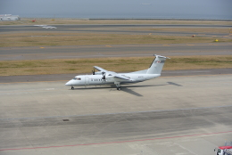 鱚楽鯛遊さんが、中部国際空港で撮影した国土交通省 航空局の航空フォト(飛行機 写真・画像)