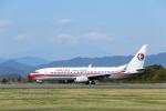 prado120さんが、静岡空港で撮影した中国東方航空 737-89Pの航空フォト(写真)