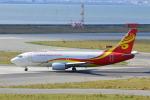 kix-boobyさんが、関西国際空港で撮影した金鵬航空 737-36N(SF)の航空フォト(写真)