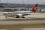 uhfxさんが、関西国際空港で撮影した天津航空 A330-243の航空フォト(飛行機 写真・画像)