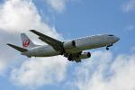 ktaroさんが、新石垣空港で撮影した日本トランスオーシャン航空 737-446の航空フォト(写真)