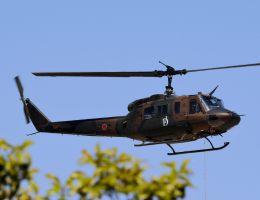 チャーリーマイクさんが、練馬駐屯地で撮影した陸上自衛隊 UH-1Jの航空フォト(飛行機 写真・画像)