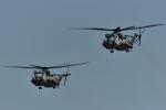 NFファンさんが、厚木飛行場で撮影したアメリカ海兵隊 CH-53E/53K/MH-53Eの航空フォト(写真)