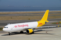 yabyanさんが、中部国際空港で撮影したエアー・ホンコン A300F4-605Rの航空フォト(写真)