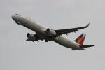 uhfxさんが、関西国際空港で撮影したフィリピン航空 A321-231の航空フォト(飛行機 写真・画像)