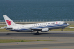 yabyanさんが、中部国際空港で撮影した中国国際航空 737-33Aの航空フォト(写真)