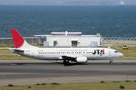 yabyanさんが、中部国際空港で撮影した日本トランスオーシャン航空 737-4Q3の航空フォト(写真)