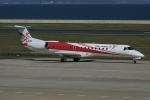 板付蒲鉾さんが、北九州空港で撮影したコリアエクスプレスエア ERJ-145EPの航空フォト(写真)