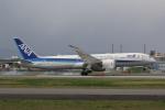 幹ポタさんが、福岡空港で撮影した全日空 787-9の航空フォト(写真)
