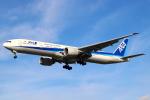 NANASE UNITED®さんが、ロンドン・ヒースロー空港で撮影した全日空 777-381/ERの航空フォト(写真)
