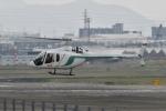 夏みかんさんが、名古屋飛行場で撮影したセコインターナショナル 505 Jet Ranger Xの航空フォト(写真)
