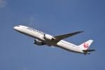 ひこ☆さんが、成田国際空港で撮影した日本航空 787-9の航空フォト(写真)