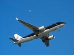 おっつんさんが、羽田空港で撮影したスターフライヤー A320-214の航空フォト(飛行機 写真・画像)