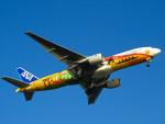 おっつんさんが、羽田空港で撮影した全日空 777-281/ERの航空フォト(写真)