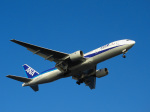 おっつんさんが、羽田空港で撮影した全日空 777-281の航空フォト(飛行機 写真・画像)