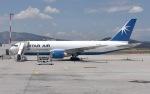 cornicheさんが、エレフテリオス・ヴェニゼロス国際空港で撮影したスター・エア 767-25E(BDSF)の航空フォト(写真)