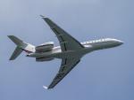 Mame @ TYOさんが、羽田空港で撮影したネットジェッツ・エイビエーション BD-700-1A10 Global 6000の航空フォト(写真)