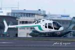 回転翼さんが、名古屋飛行場で撮影したセコインターナショナル 505 Jet Ranger Xの航空フォト(写真)