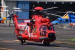 Mizuki24さんが、東京ヘリポートで撮影した東京消防庁航空隊 EC225LP Super Puma Mk2+の航空フォト(写真)