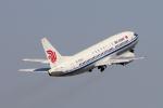 yabyanさんが、中部国際空港で撮影した中国国際航空 737-3J6の航空フォト(写真)