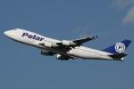 =JAかみんD=さんが、成田国際空港で撮影したポーラーエアカーゴ 747-46NF/SCDの航空フォト(写真)