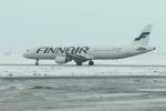 Koenig117さんが、パリ シャルル・ド・ゴール国際空港で撮影したフィンエアー A321-211の航空フォト(写真)