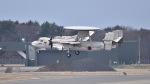 ららぞうさんが、三沢飛行場で撮影した航空自衛隊 E-2C Hawkeyeの航空フォト(写真)