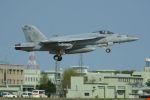 茨城空港 - Ibaraki Airport [IBR/RJAH]で撮影されたアメリカ海軍 - United States Navyの航空機写真
