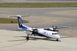 yabyanさんが、中部国際空港で撮影したANAウイングス DHC-8-402Q Dash 8の航空フォト(飛行機 写真・画像)
