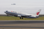 yabyanさんが、中部国際空港で撮影した中国国際航空 737-33Aの航空フォト(飛行機 写真・画像)