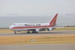 じゃりんこさんが、中部国際空港で撮影したカリッタ エア 747-446(BCF)の航空フォト(写真)