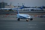 空旅人さんが、成田国際空港で撮影した全日空 A320-214の航空フォト(写真)
