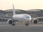 cornicheさんが、キング・ハーリド国際空港で撮影したミッド・イースト・ジェット 777-24Q/ERの航空フォト(写真)