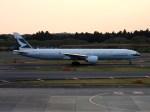 よんすけさんが、成田国際空港で撮影したキャセイパシフィック航空 777-367/ERの航空フォト(写真)