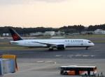 よんすけさんが、成田国際空港で撮影したエア・カナダ 787-9の航空フォト(写真)