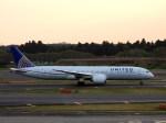 よんすけさんが、成田国際空港で撮影したユナイテッド航空 787-9の航空フォト(写真)