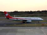 よんすけさんが、成田国際空港で撮影した四川航空 A330-243の航空フォト(写真)