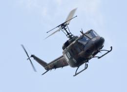 チャーリーマイクさんが、駒門駐屯地で撮影した陸上自衛隊 UH-1Jの航空フォト(飛行機 写真・画像)